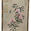 Thumbnail: 1950's Asian Butterfy and Flora Painting on Silk