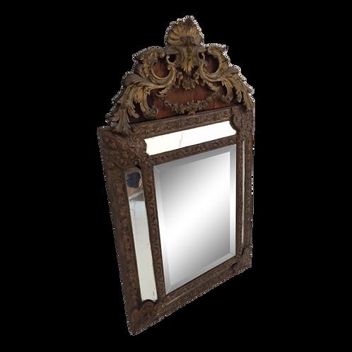 Late 18th Century Continental European Mirror