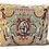 Thumbnail: French Square Tapestry Pillow of Swan Coat of Arms
