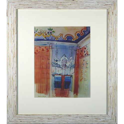 Raoul Dufy Interior at Nice Lithograph