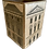 Thumbnail: Neoclassical Architectural Waste Paper Basket