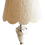 Thumbnail: Marble Urn Table Lamp With Raffia Shade