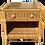 Thumbnail: Boho Chic Single Rattan Nightstand