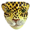 Thumbnail: 1960s Yellow and Brown Spotted Leopard Cache Pot