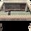 Thumbnail: Boho Chic Rattan Square Coffee Table