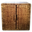 Thumbnail: Boho Chic Bielecky Brothers Bar Storage Rattan Two Door Cabinet