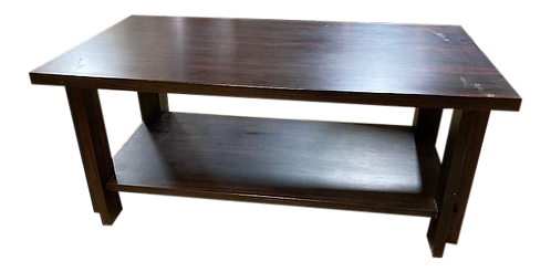 Todd Hase Braque Coffee Table in Macassar Ebony
