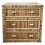 Thumbnail: Boho Chic Rattan Bielecky Brothers Chest of Three Drawers