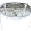 Thumbnail: French Round Patio Coffee Table in New White Lacquer
