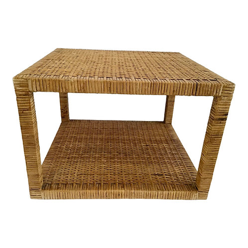 Boho Chic Bielecky Brothers Square Coffee Table