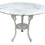 Thumbnail: Outdoor Table With Pedestal and Marble Top