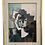 Thumbnail: 1960s Picasso Multi Color Graphic Figure Lithograph