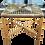 Thumbnail: Boho Chic Rattan Game Table
