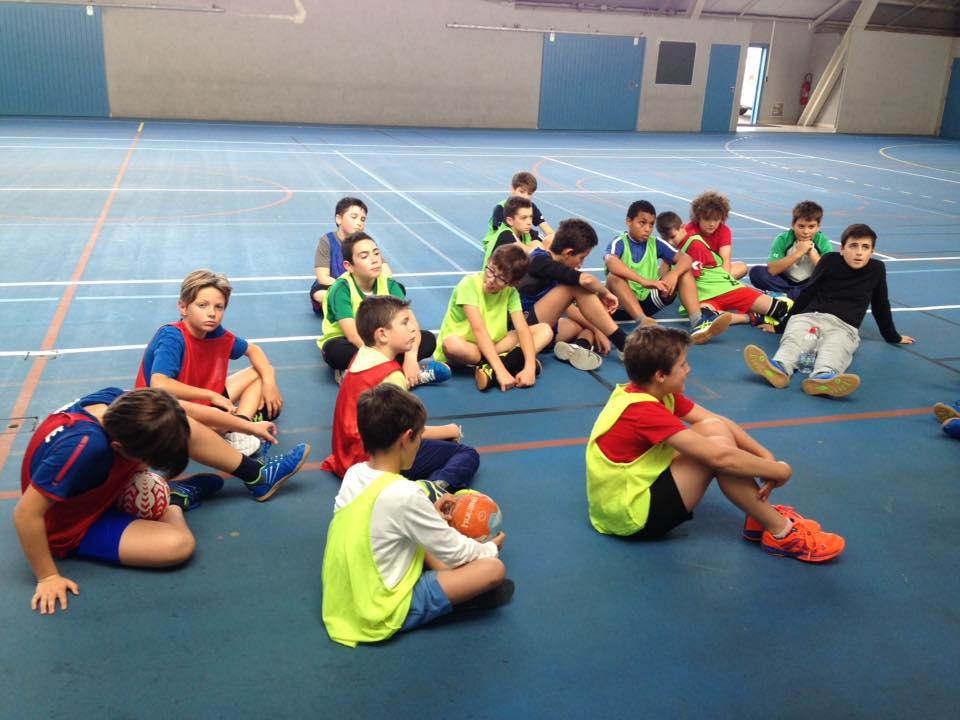 Journée Handball Treuil