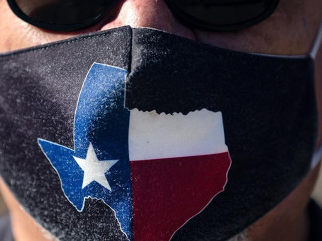 HOW BUSINESS OWNERS ARE RESPONDING TO TEXAS' MASK MANDATE