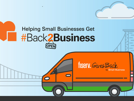 Texas Small Businesses Can Apply for $10,000 Grants as Part of Fiserv Back2Business Program