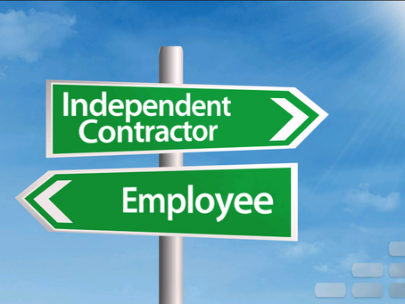 The DOL's Reversal of the 'Independent Contractor Rule' and its Effect on Employers