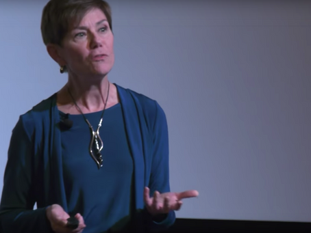 """TEDx Talk: """"What My Job Taught Me About Finding a Romantic Relationship"""""""