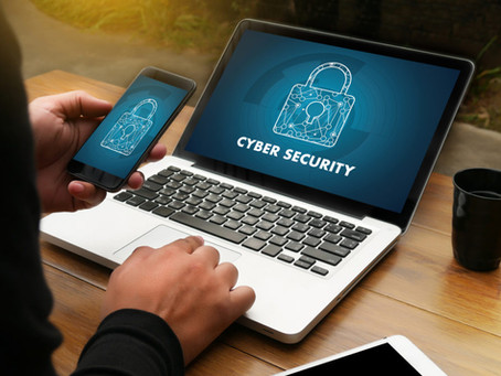 OCTOBER IS SMALL BUSINESS & CYBERSECURITY AWARENESS MONTH