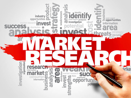 NEW STUDY:  4 NOTEWORTHY MARKET RESEARCH TRENDS