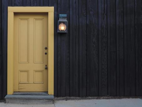 How to Open a Closed Door