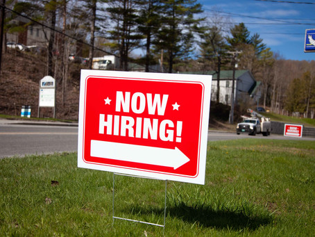 A Record Number of Small Business Jobs Are Not Being Filled