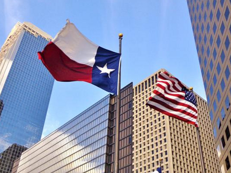 TEXAS & FLORIDA RANKED AS BEST STATES FOR BUSINESS
