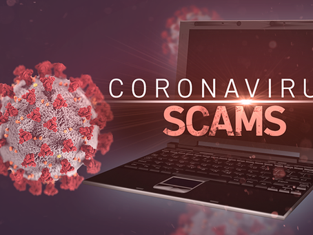 HOW TO AVOID COVID-19 SMALL BUSINESS SCAMS