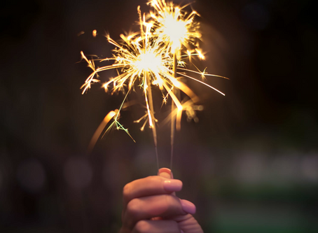 5 Steps to Creating New Year's Resolutions that Work.