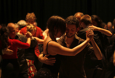 The Etiquette of the Milonga