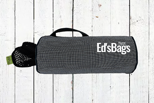 Ed's Bag - B&W