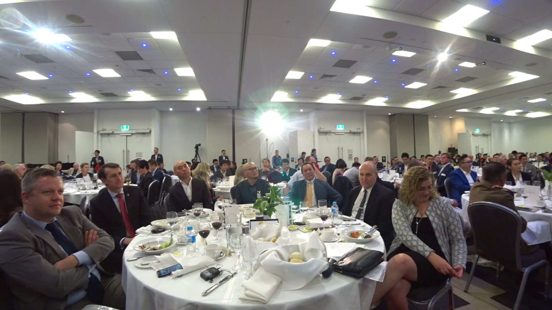 Special Panel Session with Brisbane Lord Mayor and Property Industry Leaders part 5