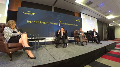 Special Panel Session with Brisbane Lord Mayor and Property Industry Leaders part 3