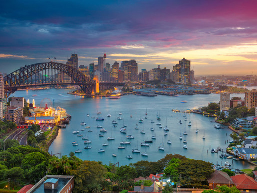 A Metropolis of Three Cities—Sydney Seeing a Promising Future