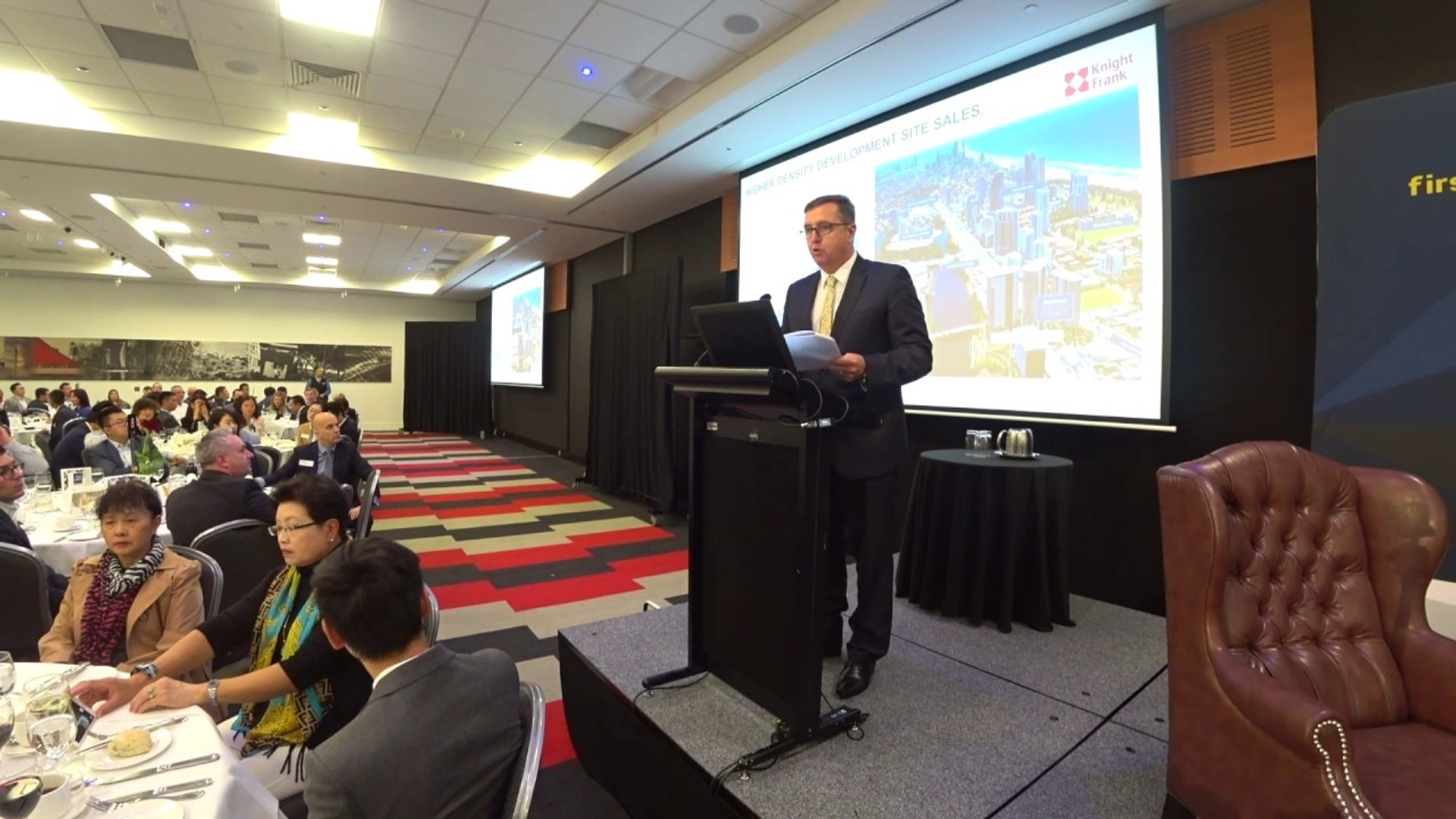 Special Panel Session with Brisbane Lord Mayor and Property Industry Leaders part 2