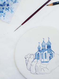 Russian criminal ceramics