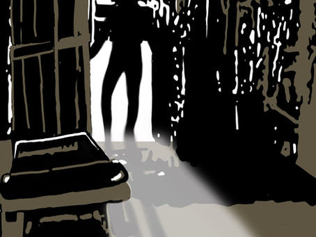 The Dark Visitor