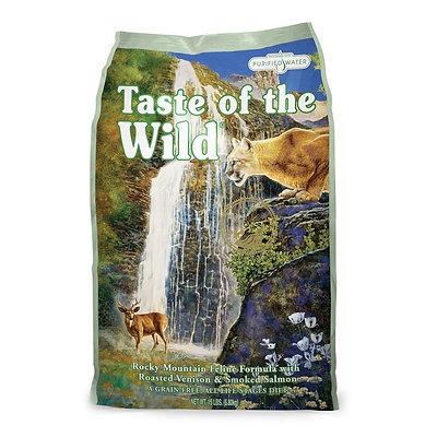 Taste Of The Wild Rocky Mountain Geyikli Somonlu Kedi Maması