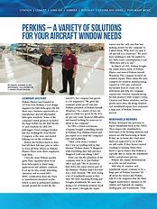 Perkins Aircraft Windows Brochure - page 2