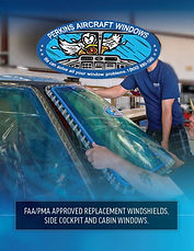 Perkins Aircraft Windows Brochure - page 1