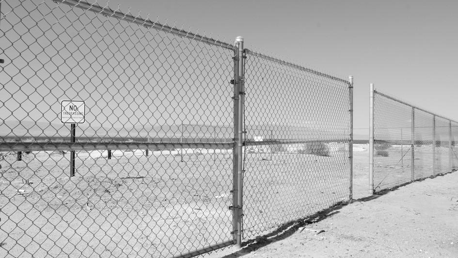 Desert Shores, Salton Sea, USA, 2019