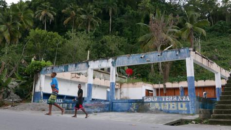 Former disco, Dominican Republic, 2020