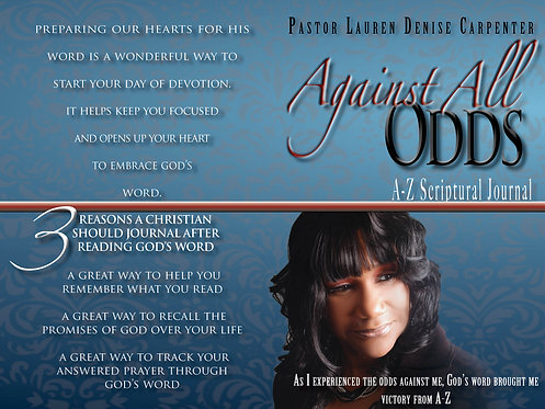 Against All Odds E-Book & Journal