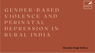 Gender-based Violence and Perinatal Depression in Rural India