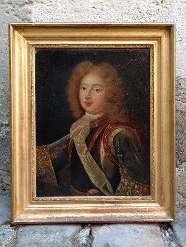 Portrait du Grand Dauphin, fils de Louis XIV