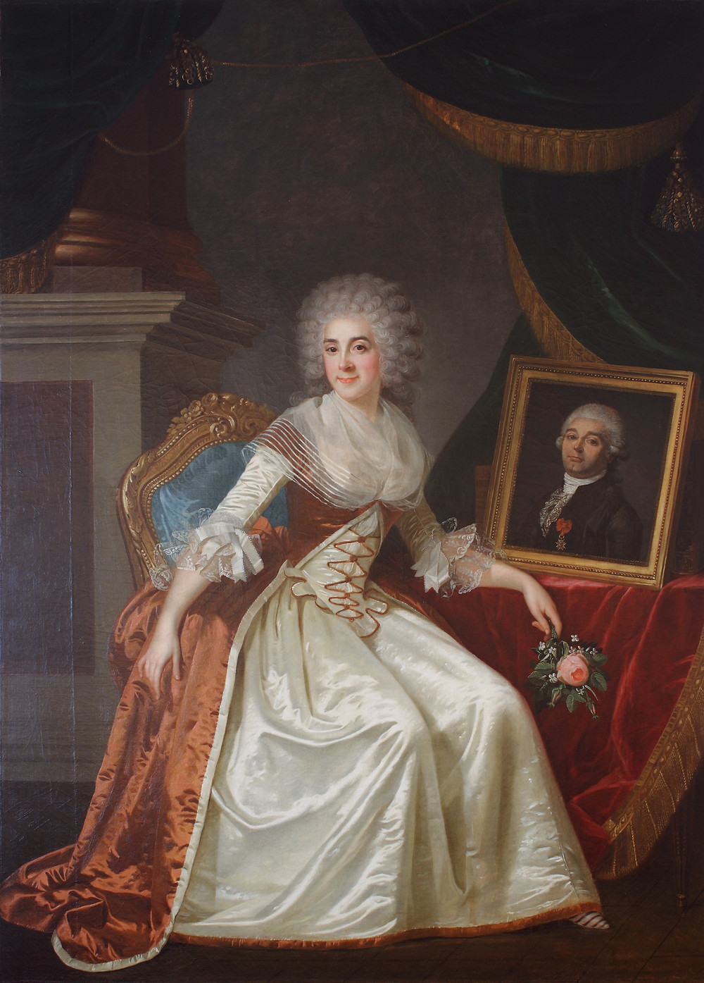 Madame de Serres, musée Ziem.