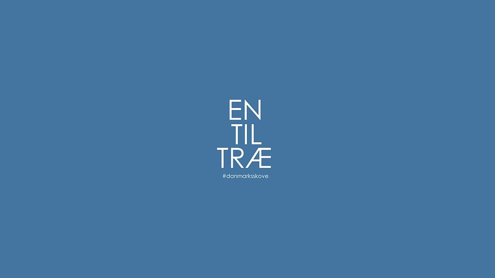 Plakat - Entiltræ