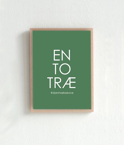 Plakat - Entotræ STOR