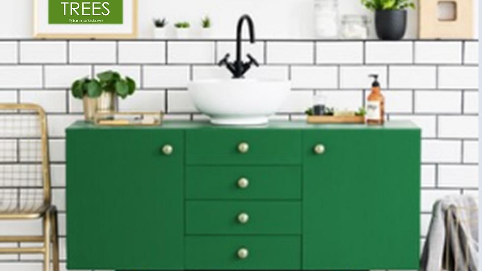 Plakat - Keep Calm - Grøn