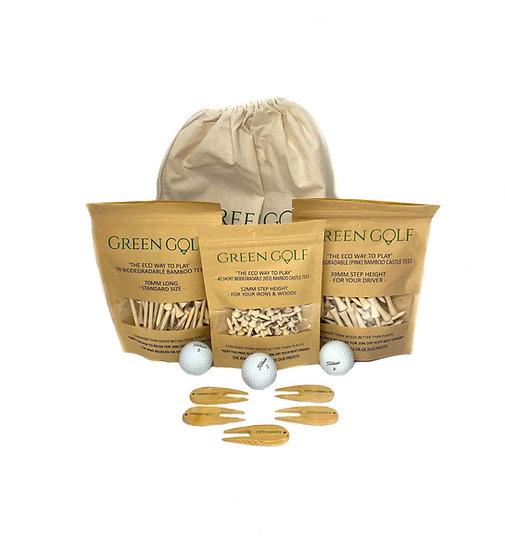 GreenGolf EcoEssentials Pack